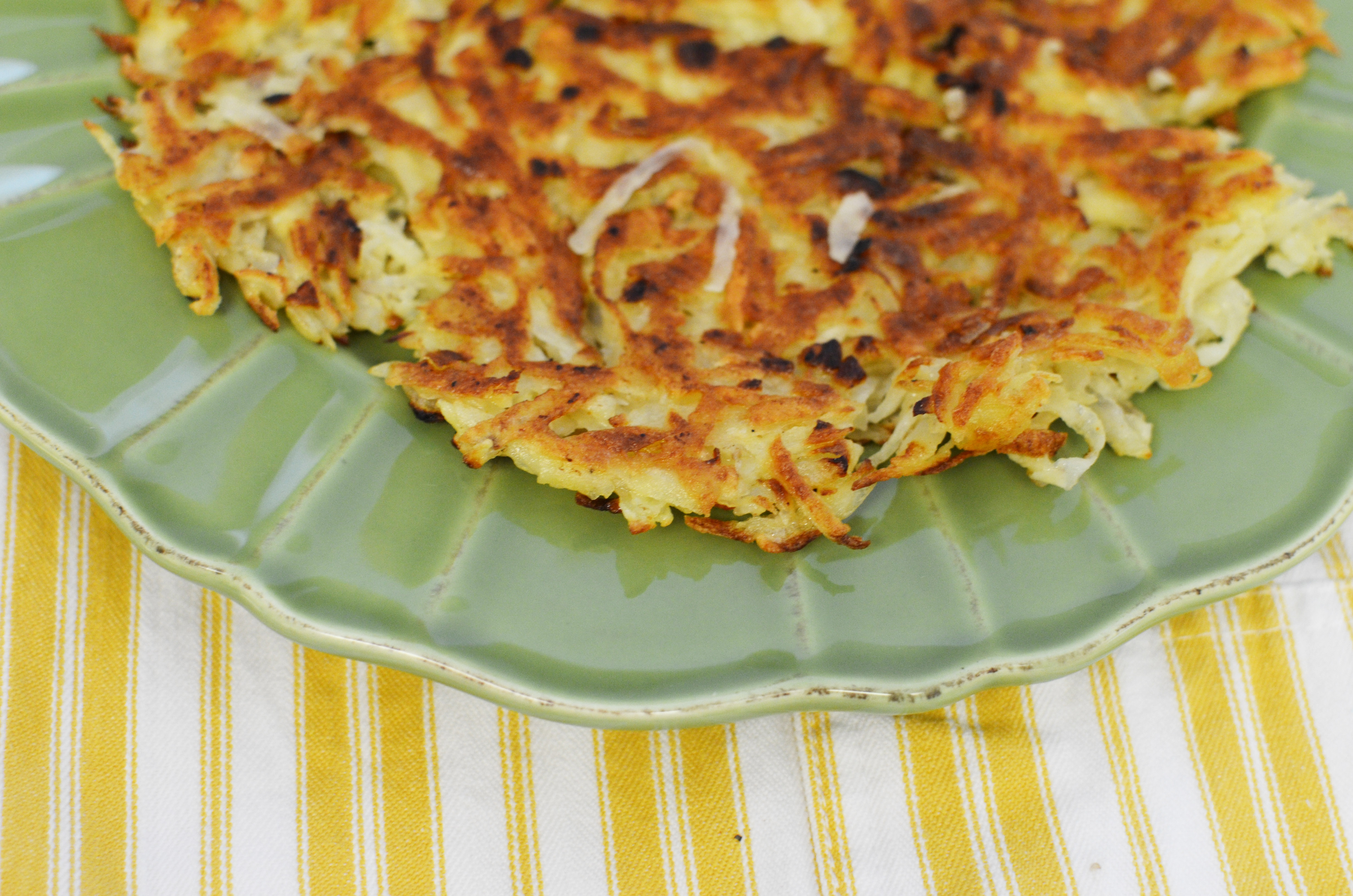 Crispy Hash Browns | Sprig and Flours
