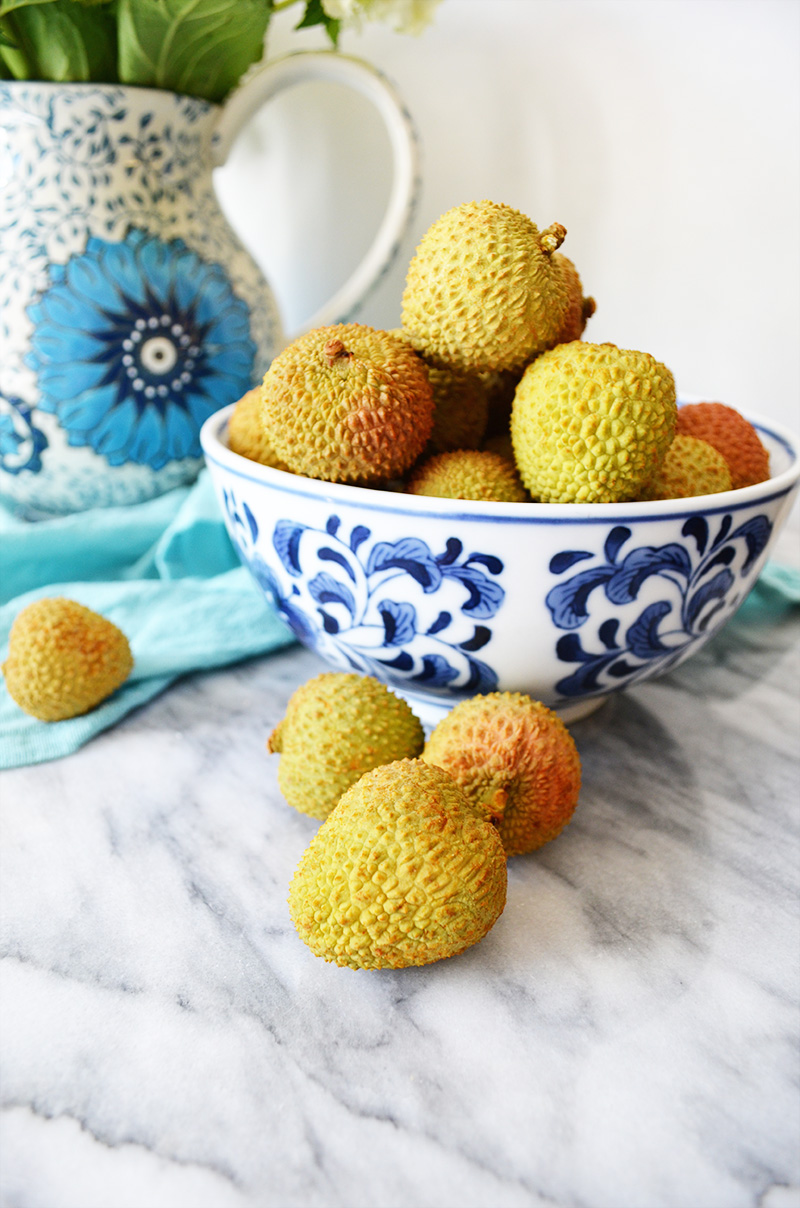 Lychees | Sprig and Flours