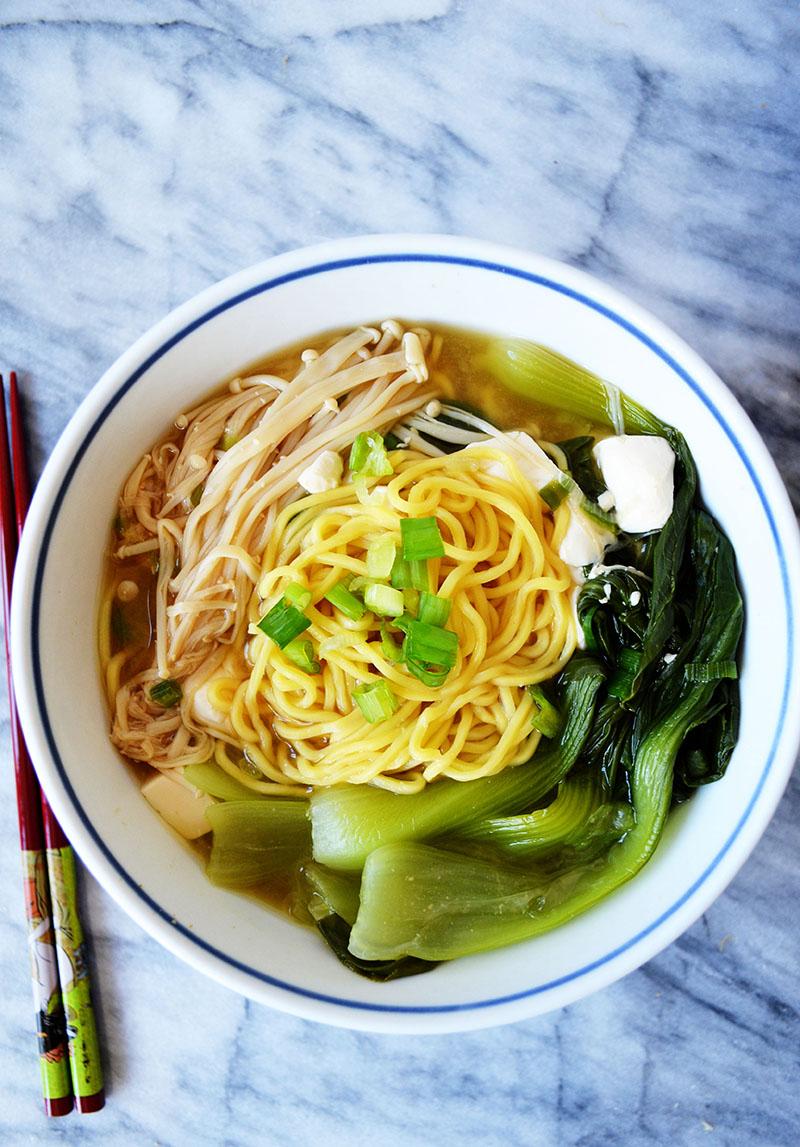 Ramen Miso Soup 4 | Sprig and Flours