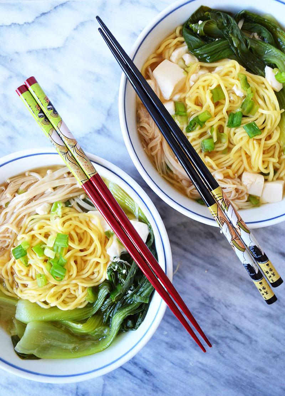 Ramen Miso Soup | Sprig and Flours