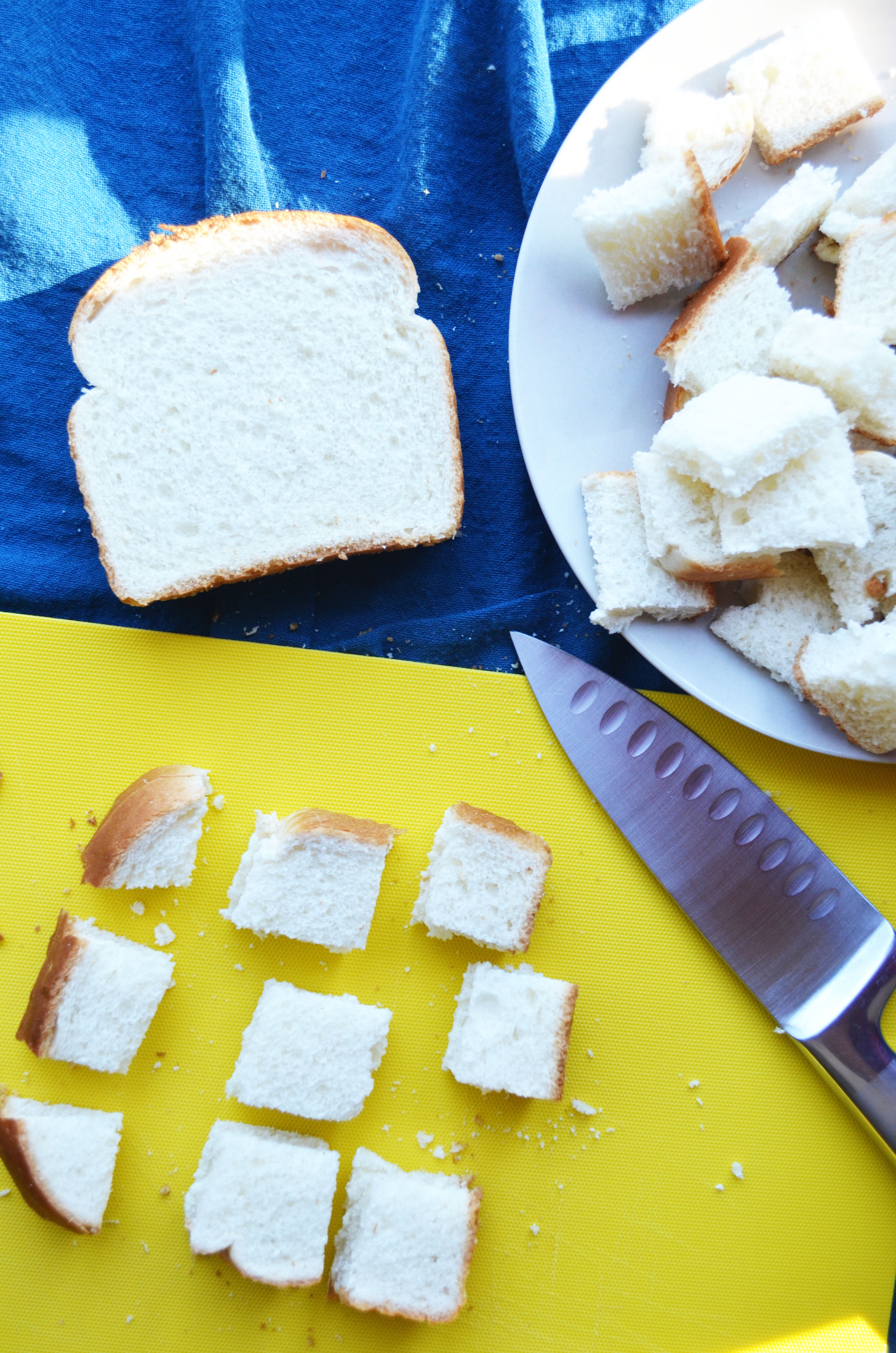 White Bread | Sprig and Flours